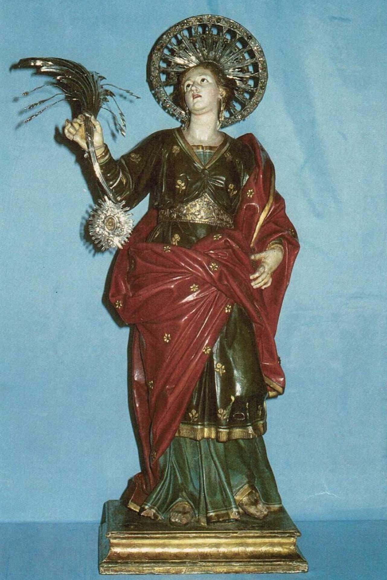 Sant'Irene, Vergine e Martire Patrona di Altamura e della Diocesi