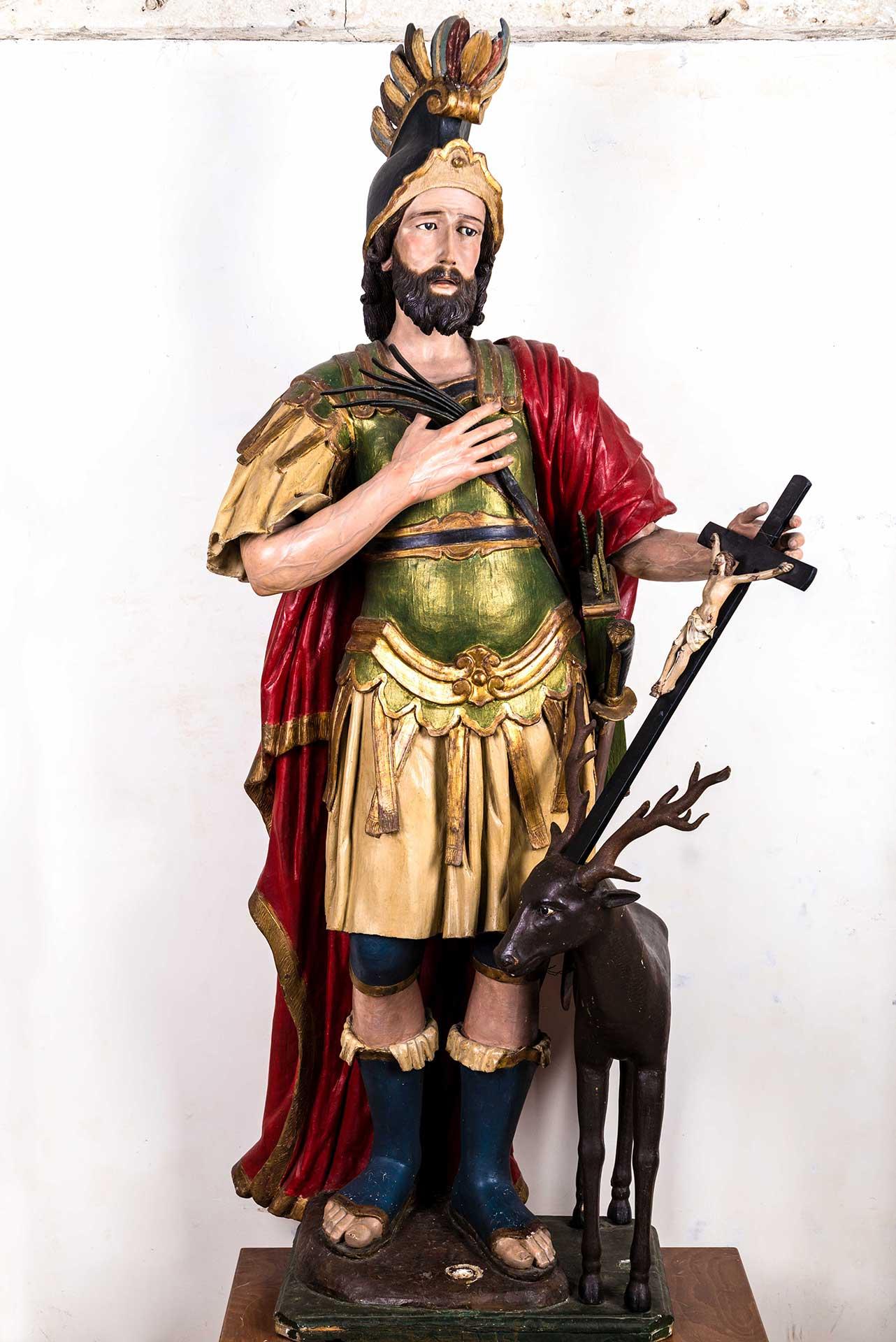 Sant'Eustachio, Martire Patrono di Acquaviva delle Fonti e della Diocesi