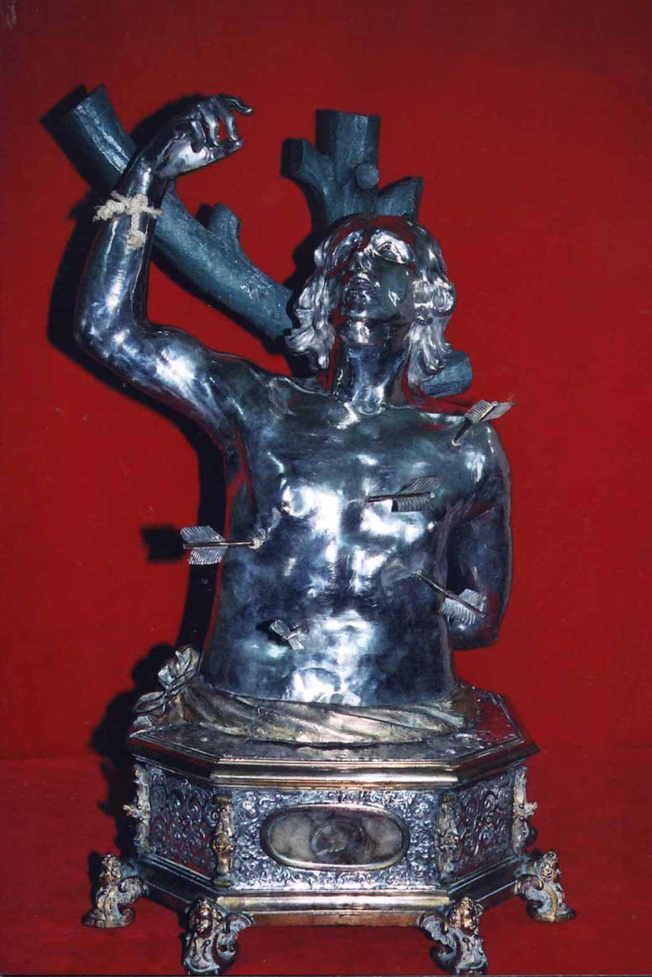 San Sebastiano, Martire Patrono di Spinazzola